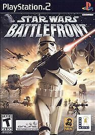 Star Wars Battlefront Sony PlayStation 2 2004 | eBay #PS2 #StarWars #Battlefront #Sony #PlayStation2