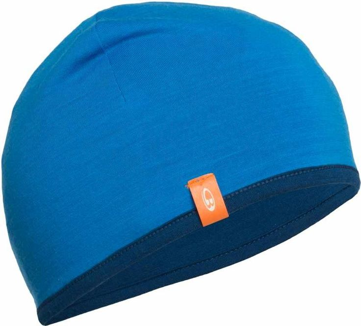 The PERFECT cool weather hat. The Icebreaker Pocket 200 Beanie ON SALE!