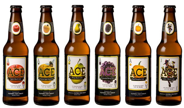 ACE Ciders - Love the Perry for a slightly sweet drink and the the Joker for a dry, wine-ish drink.  Will try all the others when I can get my hands on them!!!