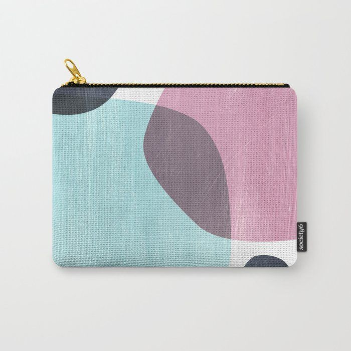 Shapes And Colours 1 Carry All Pouch Pouch Colours Coin Purse