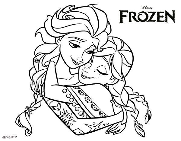 Ms de 25 ideas increbles sobre Dibujos de frozen en Pinterest