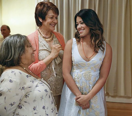 We're just going to say it: Gina Rodriguez, we LOVE you! The Chicago-born Puerto Rican, who is best known for her role in the film Filly Brown, is making her way to our fall TV lineup. Rodriguez will be starring as Jane Villanueva in The CW's new telenovela primetime adaptation, Jane the Virgin.