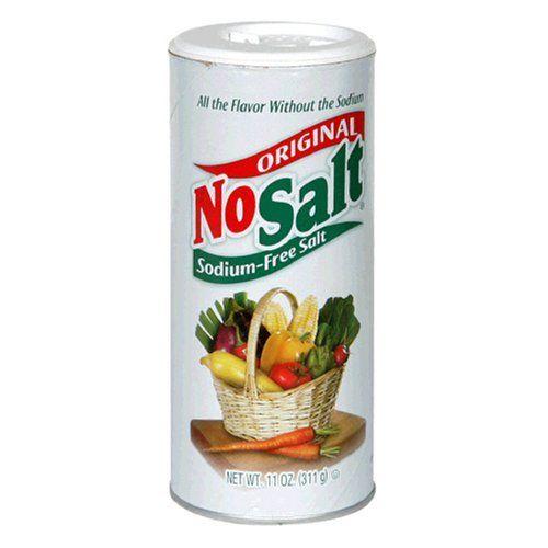 No Salt Foods Recipes