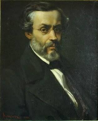 """Theodor Aman - """"Cezar Bolliac"""""""