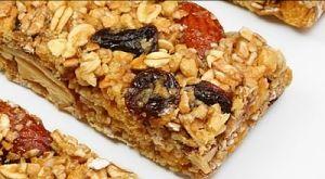 Receta de cocina: Barra de proteínas (receta casera)