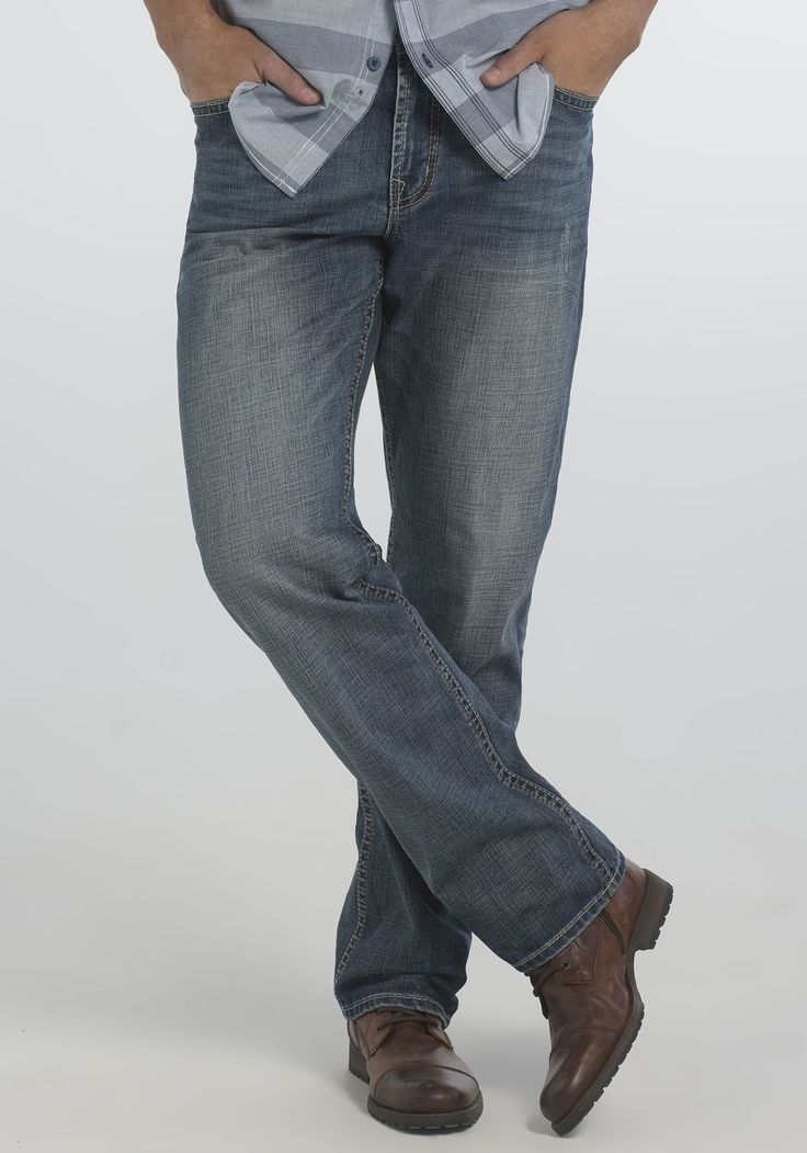 RELAXED STRAIGHT MED VINTAGE