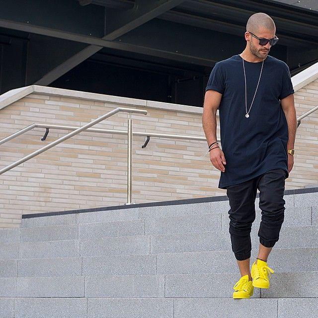 Urban style by Kosta Williams #fashion #style #menswear