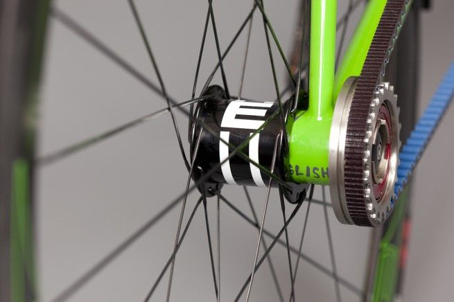 English Bicycles: Project Right Singlespeed Road