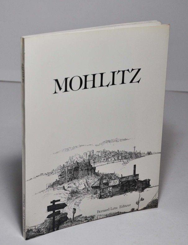 """""""Mohlitz, dessins"""", Bernard Letu Editeur, 1979. Librairie L'Autre sommeil, Bécherel, cité du livre."""
