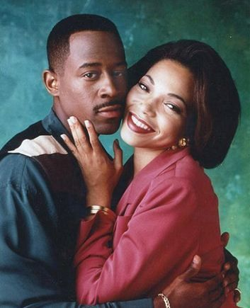 Gina and Martin on 'Martin'