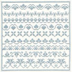 OregonPatchWorks.com - Sets - Sampler Vol. 7 - Cross Stitch