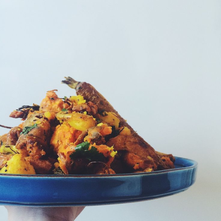 Turmeric Spiced Vegetables  — Food, Nutrition, Health & Wellbeing