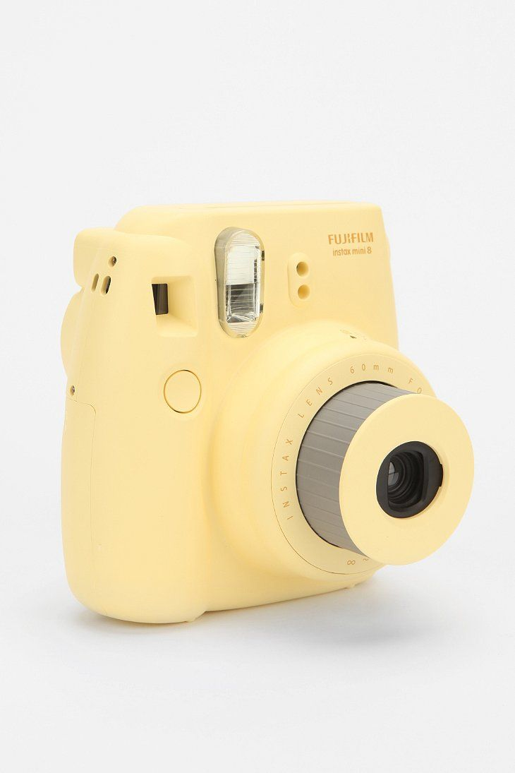 Fujifilm Instax Mini 8 Instant Camera http://rstyle.me/n/6zrvr9te