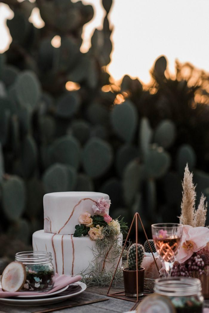 You'd Never Guess This Boho Desert Wedding Inspiration Took Place in Australia