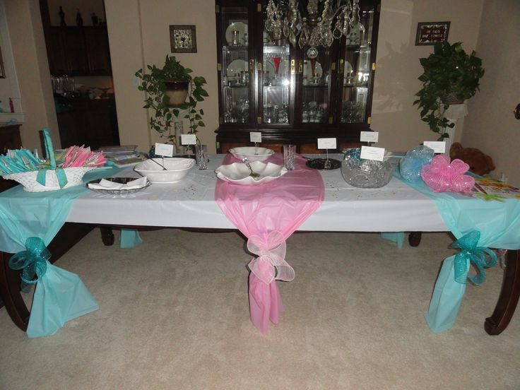 Table Decoration Ideas For Birthday