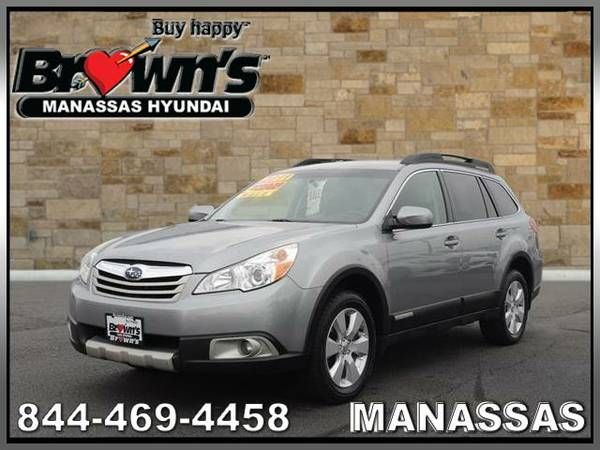2011 Subaru Outback – Call 844-469-4458