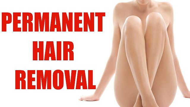Permanent Hair Removal For Men: How to get the permanent hair removal ?