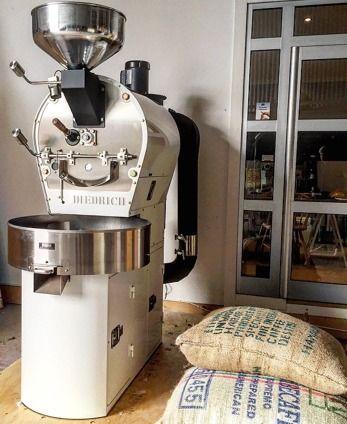 Rosteri | Balck Coffee - Rostad med Kärlek