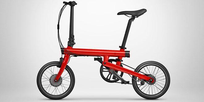 Da Xiaomi la bici elettrica smart. Trattasi si Xiaomi Mi QiCycle, dotata di design pieghevole, batteria a lunga durata e motore con potenza da 250W.
