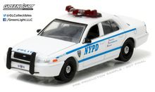 Greenlight 1:64 Hot Pursuit 2011 Ford Victoria Police NYPD Decal Hobby Exclusive