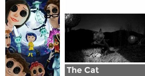 The Cat | What Coraline Character are you?