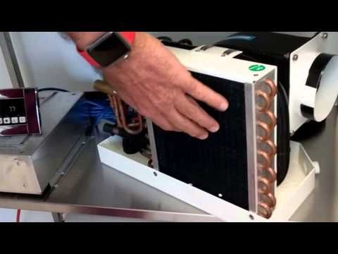 Mini Hvac-WORLD'S SMALLEST AC/DC AIR CONDITIONER HEAT PUMP 4200 BTU - YouTube