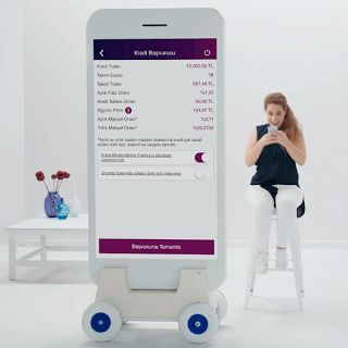 Finansbank Mobil Şube