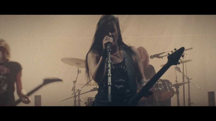 The Crucifier - Crucified Barbara, really good stuff \m/