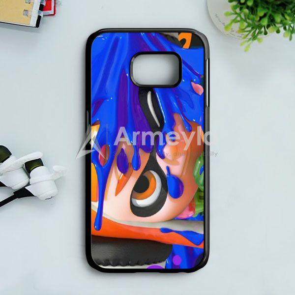 Splatoon Game Nintendo Samsung Galaxy S7 Case   armeyla.com