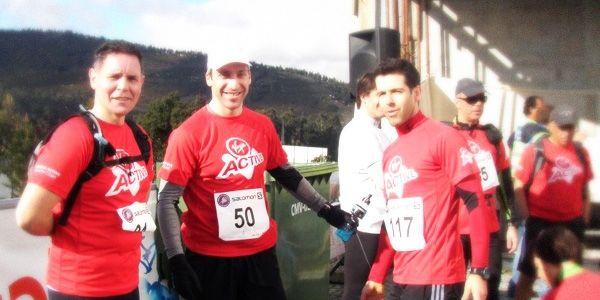 No passado dia 17 de Março a Virgin Active Portugal esteve presente numa corrida de Trail no norte de país. A prova Trilhos do Paleozóico.Foram 16 Km e 43 Km...