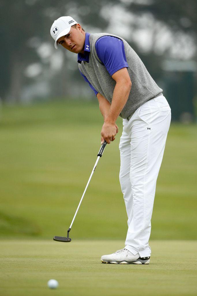 Jordan Spieth: World Golf Championships-Cadillac Match Play - Round Three