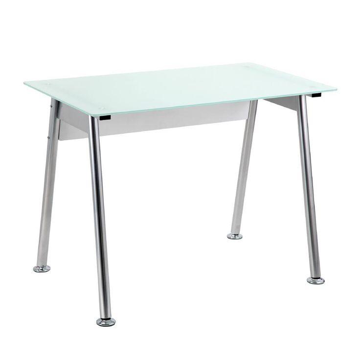 WS Glass Desk