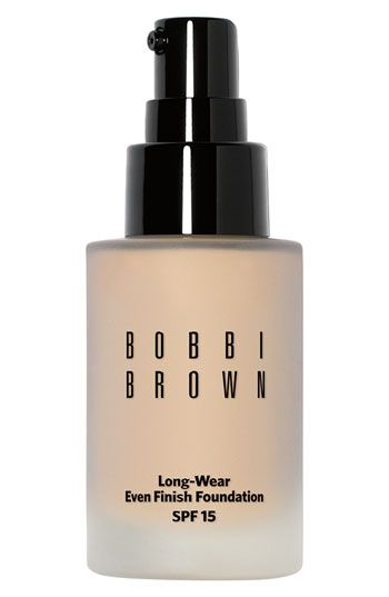 Bobbi Brown 'Long-Wear' Even Finish SPF 15 Foundation - I wear this everyday and I love it!!