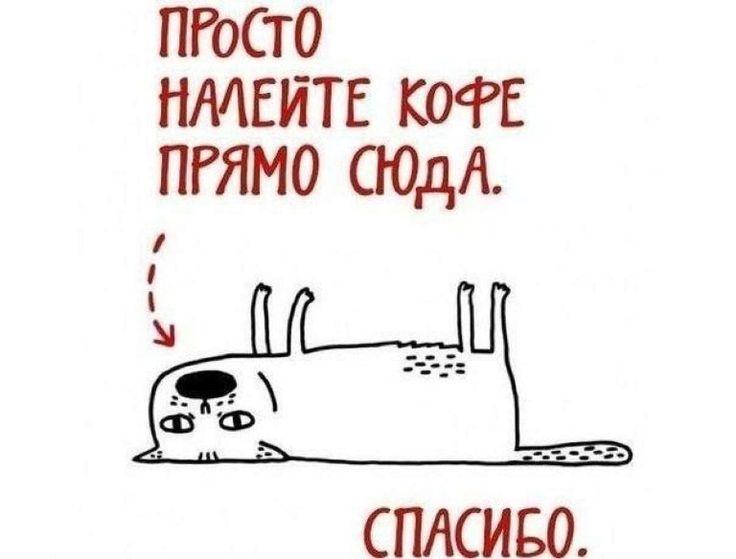 интересные цитаты про кофе: 19 тыс изображений найдено в Яндекс.Картинках