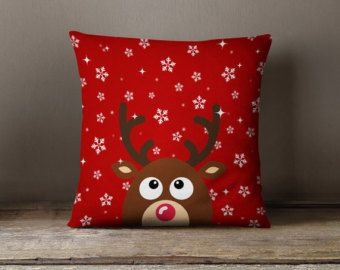 Christmas Decorations Decorative Pillows by wfrancisdesign