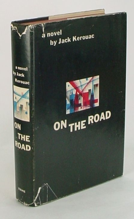 On The Road by Jack Kerouac 1957