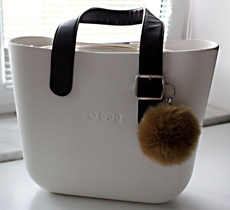 OBag white&brown