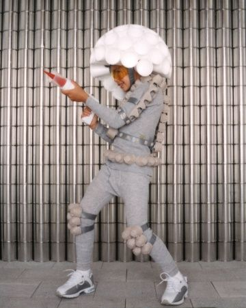 mascara invasores do espaco