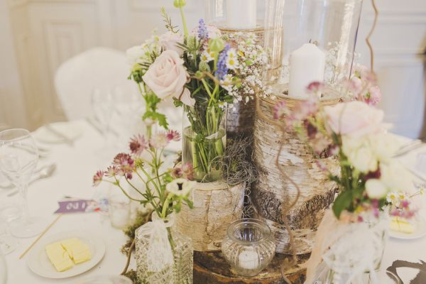 Whimsical Enchanted Woodland Twilight Wedding http://www.tracywestonphotography.com/