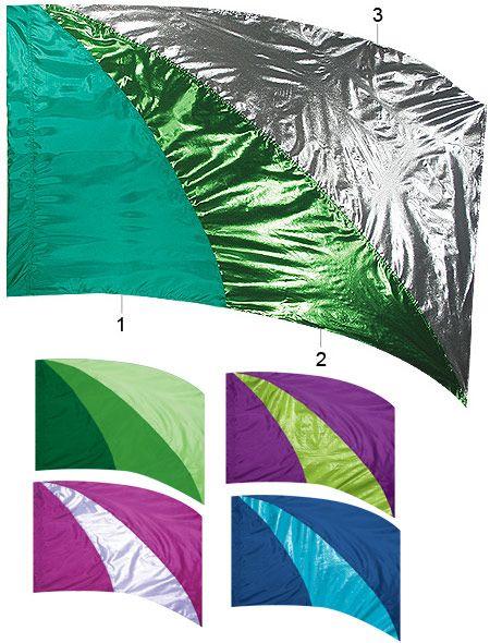 fl2603 design your own flag 36 x 54 inch custom pregame silk option - Flag Design Ideas