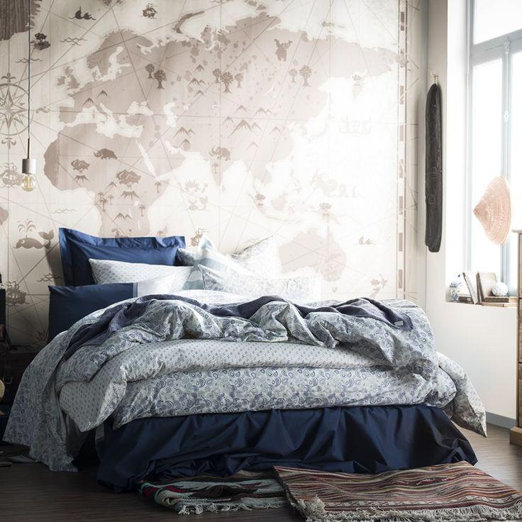 une parure de lit bayad res couleur melon essix chambre bedroom pinterest parure de lit. Black Bedroom Furniture Sets. Home Design Ideas