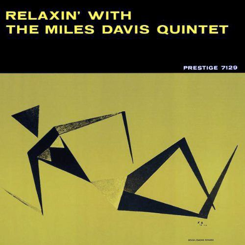 Relaxin' with the Miles Davis Quintet: Prestige Records PRLP 7129