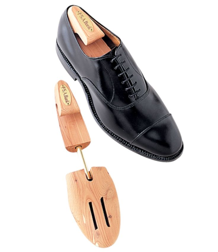 JoS. A. Bank 66% off Sale: Shoe Care Kit $8.50, Cedar Shoe Tree $8.50, Belt Rack $5 & Much More + Free Shipping