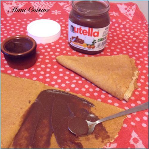 Spread Nutella hazelnut way by Thermomix - Mimi Kitchen