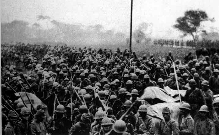 The stains of the nanjing massacre and experiments of unit 731