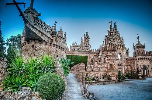 Bezienswaardigheden Torremolinos - Castillo de Colomares