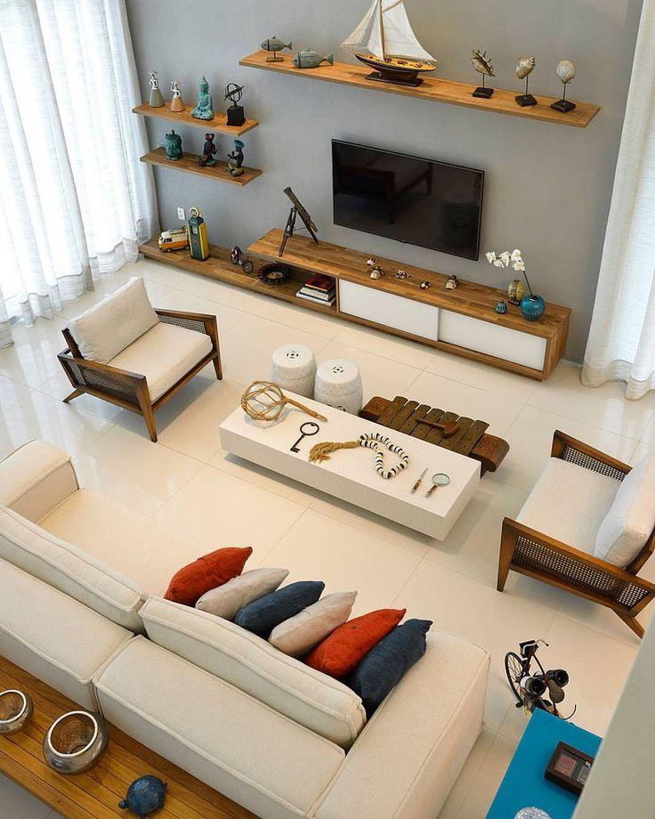 La mejor Sala TV!!!!Me encanta esta disposición para la salita!!!! Si le añadimos la mesa que cambia de altura funcionará?