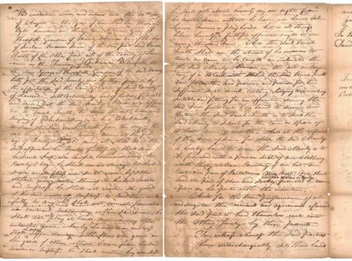 Apprenticeship Indenture: Blacksmithing :: Territorial Arkansas Collection - Check out the NEW AHC Digital Collection featuring many Lawrence County Territorial Records like this one