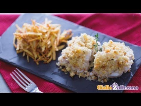 Coda di rospo con patate - YouTube