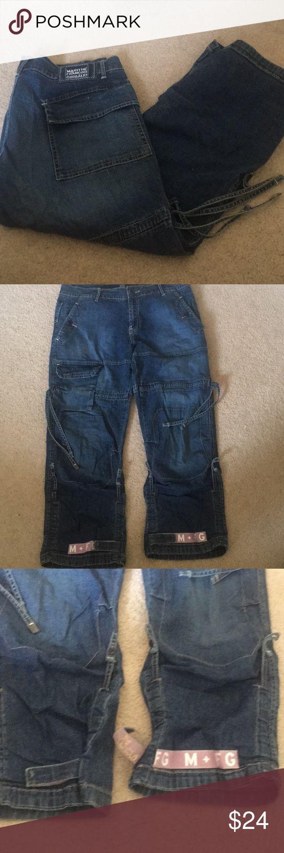 MARITHE FRANCOIS GIRBAUD JEANS MARITHE FRANCOIS GIRBAUD cago JEANS MARITHE FRANCOIS GIRBAUD Jeans